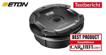 Test ETON RES 11 Subwoofer