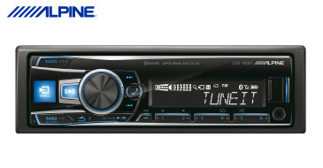 Alpine UTE-92BT Autoradio