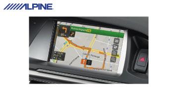 ALPINE X701D-A4: 2-DIN Navi für den AUDI A4