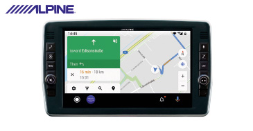 ALPINE X903D-DU2: Navi für Fiat Ducato