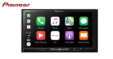 PIONEER AVH-Z9200DAB: 2-DIN Multimediasystem mit DAB+, Apple CarPlay & Android Auto