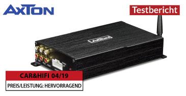 AXTON A590DSP Verstärker Test