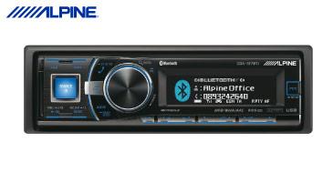 Alpine CDA-137BTi Autoradio