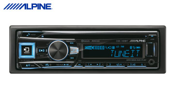 Alpine CDE-193BT Autoradio