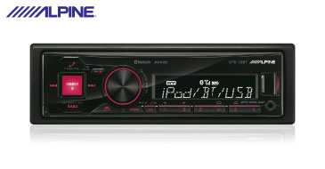 Alpine UTE-72BT Autoradio