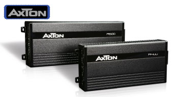 AXTON Class-D Digital-Verstärker: Kraft und Eleganz vereint