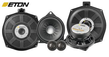 ETON Lautsprecher für BMW