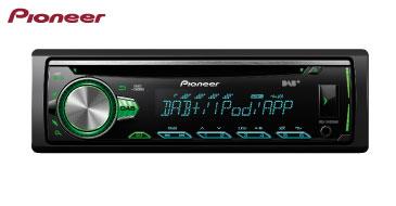 PIONEER DEH-S400DAB Autoradio
